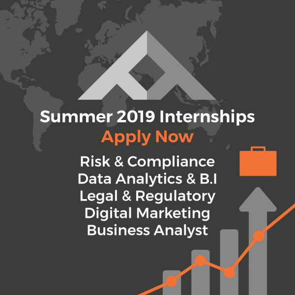 FUNDS-AXIS INTERNSHIPS 2019