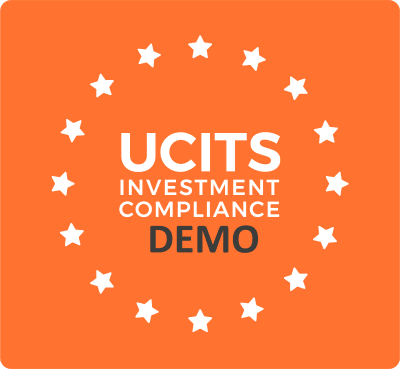 UCITS Investment Rules Compliance Monitoring Software