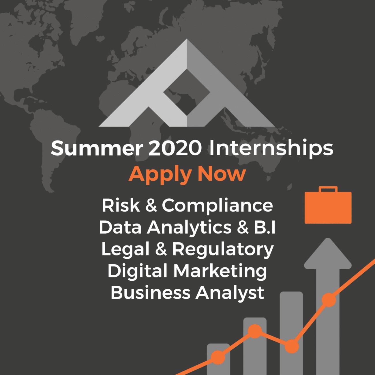 Internships 2020