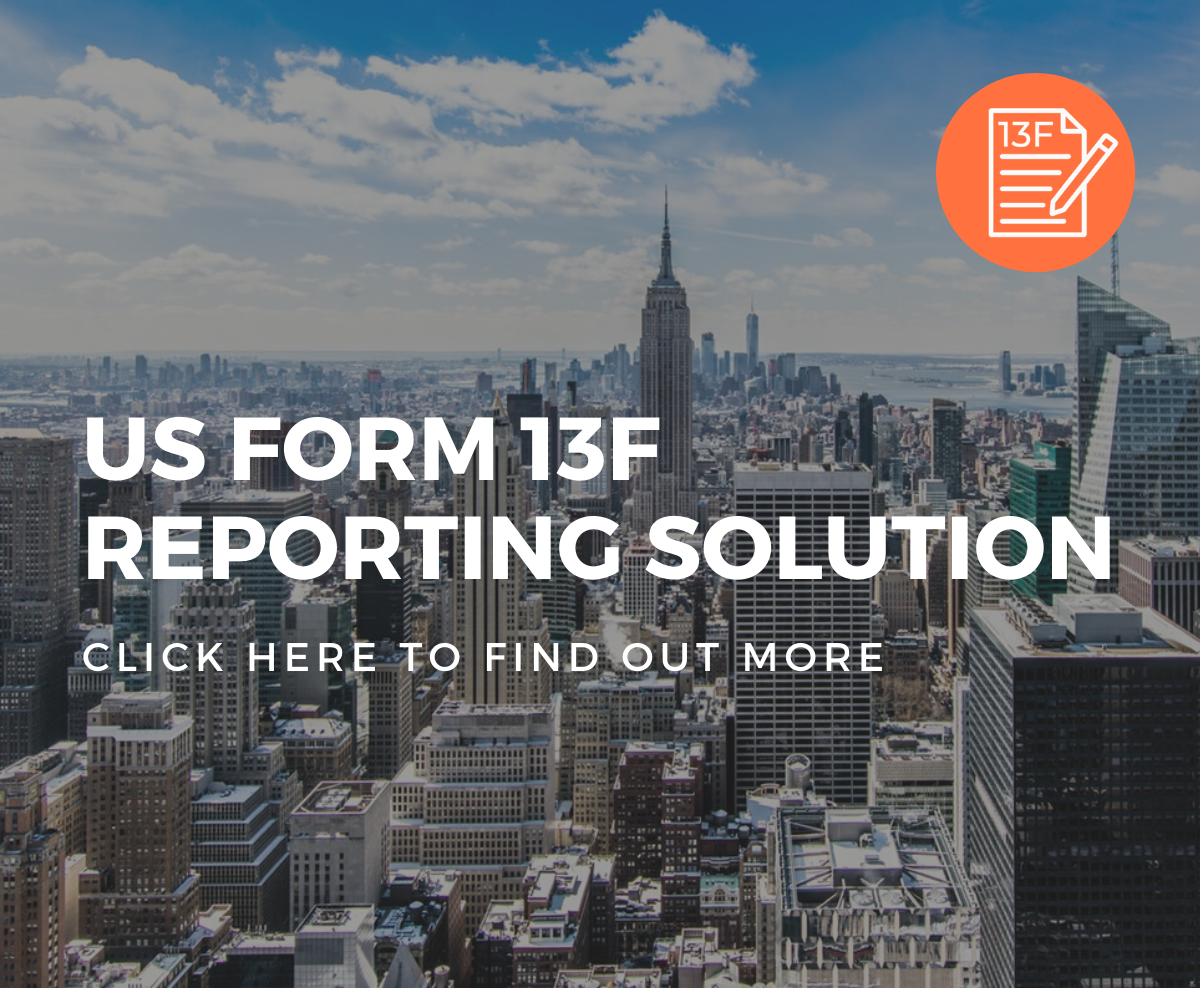 US Form 13F Reporting Solution