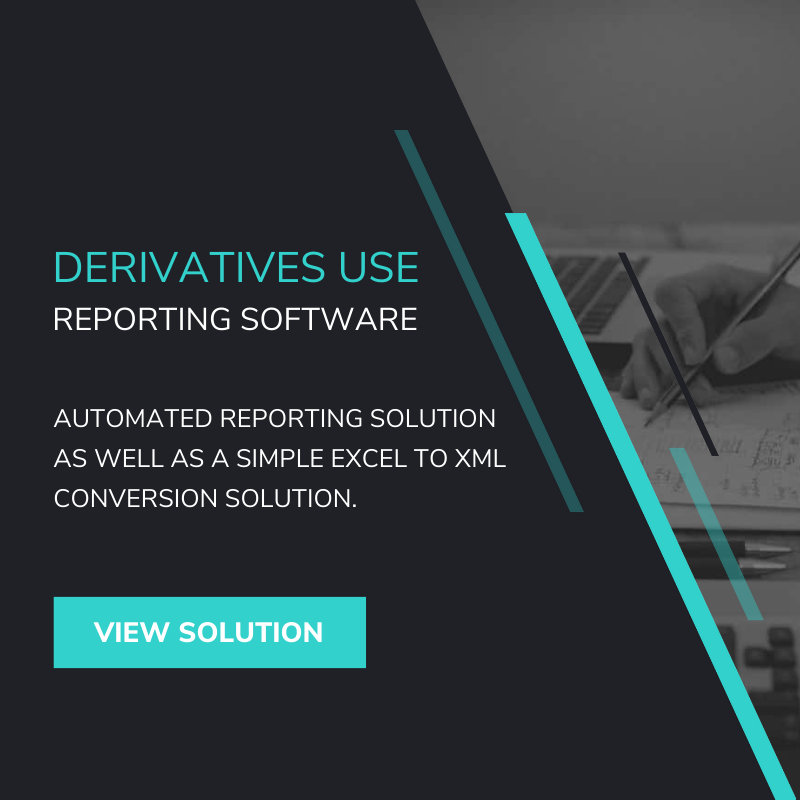 FCA Derivatives Use Reporting Software
