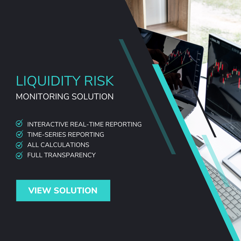Liquidity Risk Management Monitoring Software