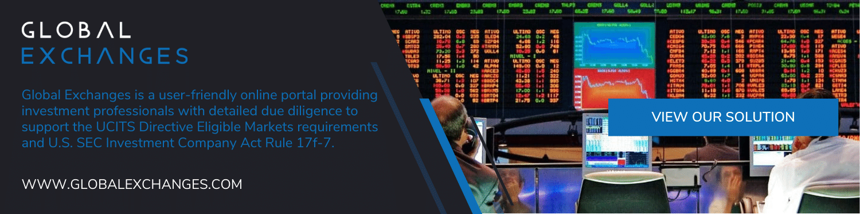 Global Exchanges Online Portal