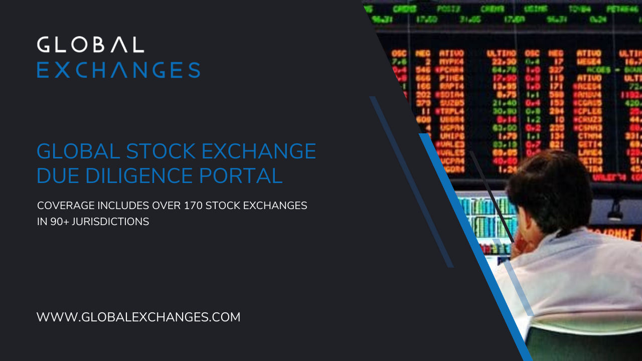 Global Stock Exchange Due Diligence Portal