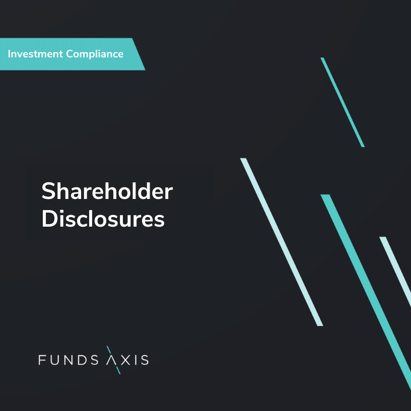Shareholder Disclosures