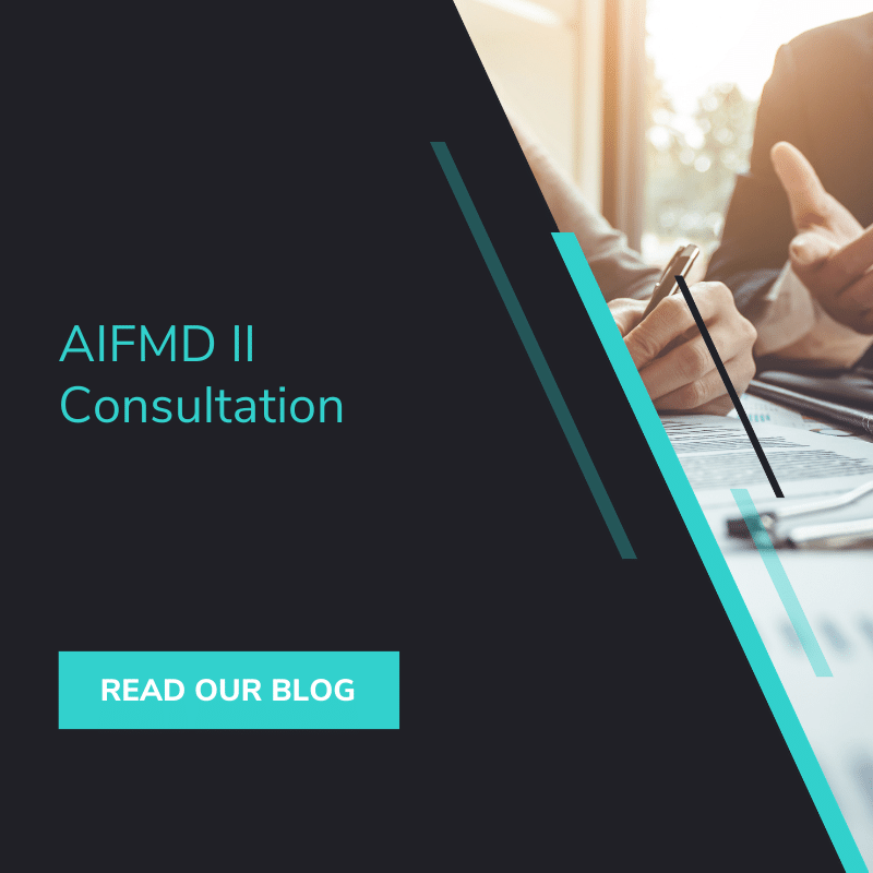 AIFMD II Consultation blog